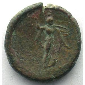 Bronze  24mm   (Pyrrhos  278-276 av. JC)    TB