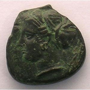 Bronze   (357-344 av. JC)    TTB+
