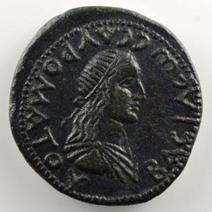 Bronze   Sauromatès I   (93-123)    TTB+