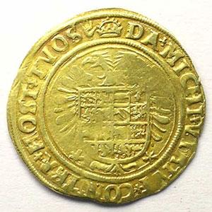 Carolus d'or   Charles V (1506-1555)  Anvers    TB+/TTB