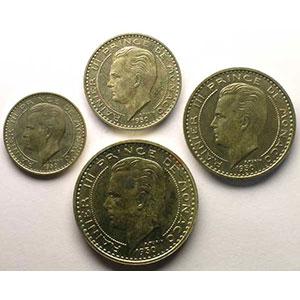 Coffret de 4 Essais en argent    SUP/FDC