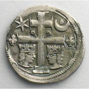 Denier   (13° siècle)    TTB