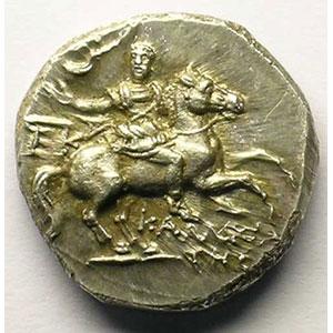 Didrachme   (235-228 av.JC)    SUP/FDC