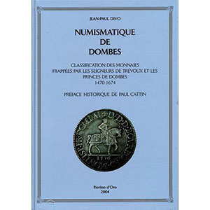 DIVO Jean-Paul   Numismatique de Dombes