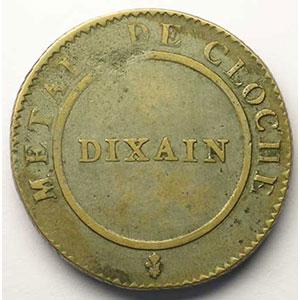 Dixain  1791    29 mm    TB+/TTB