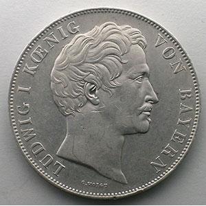 Doppelgulden   1845    TTB