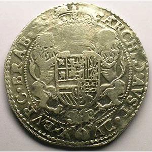 Ducaton   Philippe IV (1621-1665)   1651 Anvers    TB+