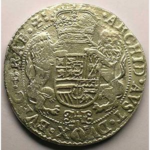 Ducaton   Philippe IV (1621-1665)   1653 Anvers    TB+