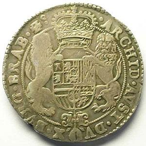Ducaton   Philippe IV (1621-1665)   1662 Anvers    TTB