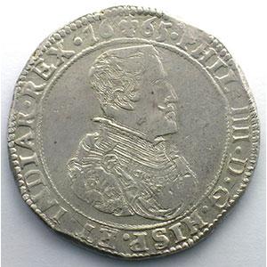 Ducaton   Philippe IV (1621-1665)   1665    TTB