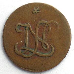 Dute   3° type   1811    TTB+