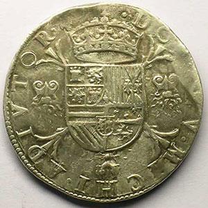 Ecu   Philippe II (1555-1598)   1557    TB+/TTB