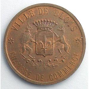 Monnaies et jetons de n cessit blois 41 - Chambre du commerce blois ...