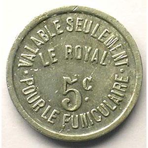Elie 40.1   5 c   Al, R   18mm    TTB