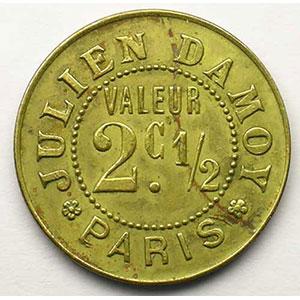 Elie D10.1   2 1/2 c   Lt, R   25mm    TTB+