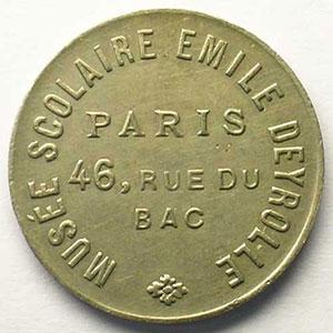Elie M345.6   1 F   Ma, R   23mm    TTB
