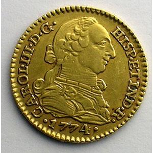 Escudo   1774  S CF (Seville)    TTB