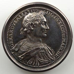 Ferdinand de Saint-Urbain   Médaille en argent  46.5mm   Gérard d'Alsace    SUP/FDC