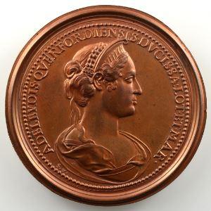 Ferdinand de Saint-Urbain   Médaille en bronze  47.5mm   Simon I    SUP/FDC