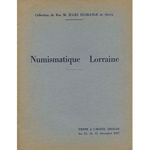 FLORANGE   Numismatique Lorraine
