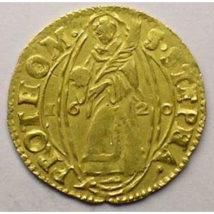 Florin daté   1620    TTB