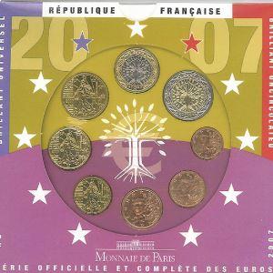 France coffret BU 2017
