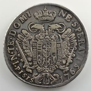 Francescone   1765   Florence    TTB