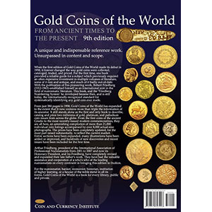 FRIEDBERG    GOLD COINS OF THE WORLD from ancient time to the present