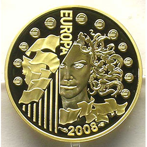 G. -   10 Euro   2008    BE