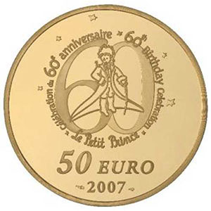 G. -   50 Euro   2007    BE