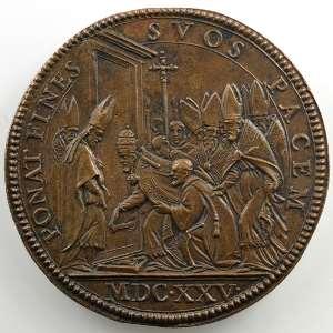 Gaspare Mola   Médaille en bronze   39.5mm   Fermeture de la Porte Sainte    SUP
