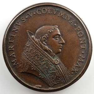 Girolamo Paladino   Médaille de restitution en bronze   42mm   réalisée vers la fin du XVII° siècle    TTB+/SUP