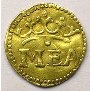 GOA   Manuel I (1495-1521)   1/2 Manuel   MEA    TTB