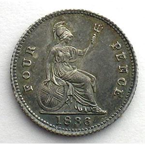 Groat   1836    SUP