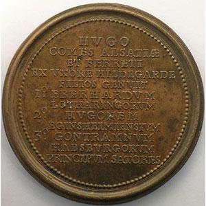 Hugues   bronze   47 mm    SUP