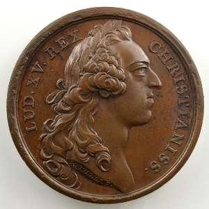 J. Duvivier/ J.C. Roettiers   Prix de l'art dramatique   bronze   41mm    SUP/FDC