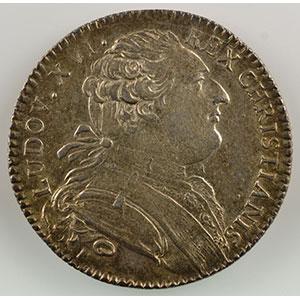 Jeton en argent   Louis XVI    SUP