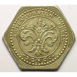 Jubilé du rattachement de Strasbourg à la France   Louis XVI   1781    TTB+/SUP