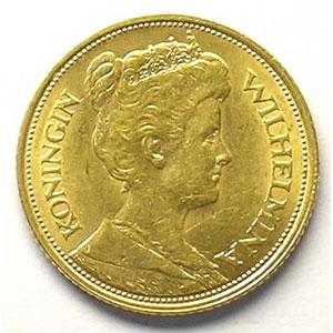 KM 151 - Schön 41   5 Gulden   1912    TTB/TTB+