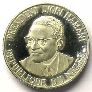 KM 5   500 Francs (1960)    BE