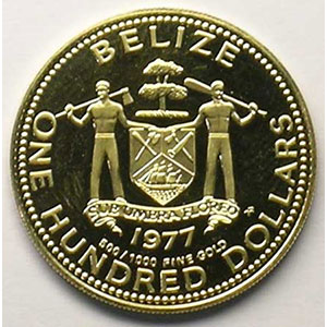KM 53   100 Dollars   1977    FDC