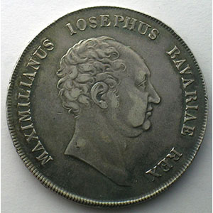 Kronentaler   1814    TTB+
