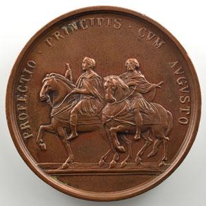Lavy   Médaille en bronze  52mm   Amédée I (env.1048-1051)    SUP