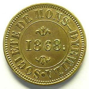 Lec.120   1 Journée (de travail)   1868    TTB+