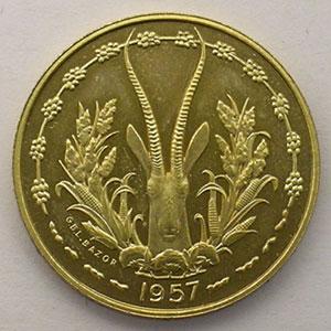 Lec.19   10 Francs   1957 Essai    FDC