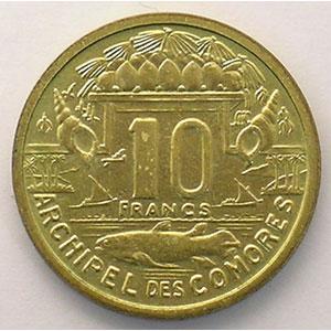 Lec.38   10 Francs   1964 Essai    FDC