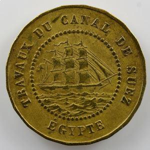 Lec.8   20 Centimes   1865    TTB