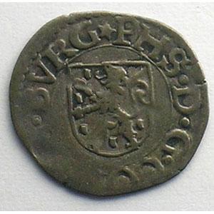 Liard   Philippe II (1556-1588)   1562   Dôle    TB+/TTB