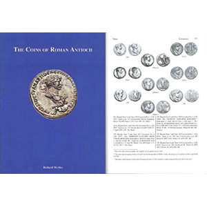 McAlee Richard   The coins of roman Antioch