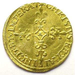 MDLXXIII (1573) A  (Paris)    TB+/TTB